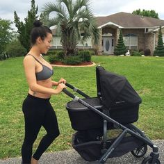 I often get asked when it is safe to start working out again after having a baby. This is a tough question for me to answer and I actually won't give a straight-forward answer because each and every f
