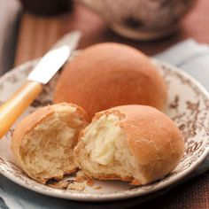 Perfect Dinner Rolls Recipe from Taste of Home