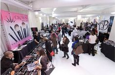 Are you ready for The Makeup Show's Holiday Pop Up Shop?! Read the blog feature giving you everything you need to know about our must attend Holiday event from our home venue Metropolitan Pavilion on our or their Facebook page. Head to our Special Events page to get your tix today!