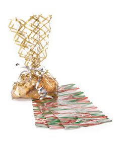 Take a look at this Large Candy Line Cello Bag - Set of 24 by Jillson & Roberts on #zulily today!