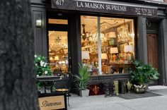 Under the Radar: La Maison Supreme