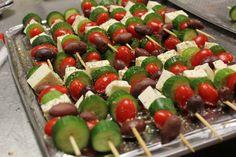 Horiatiki Greek Salad 2.0