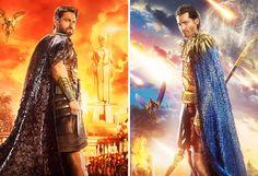 """filme """"Deuses do Egito"""""""