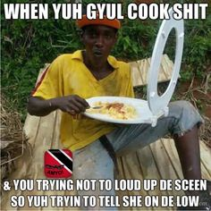 #trini #trinidad #triniproblems #humor #trinishit #jokes #lol #meme #trinidadmeme #lmao #lmfao #rotfl #trinisbelike