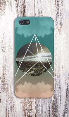 Geometric Field of Dreams Case for iPhone 5 iPhone