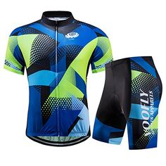 Blue Fashionable Patterns Sporting Goods Scott Trail Mtn Aero Sleeveless Mens Cycling Jersey Activewear Tops