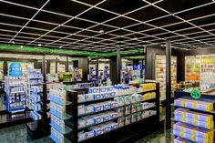 MaPharmacie drugstore by José Lévy, Paris
