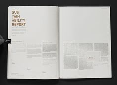 Annual report Craft Victoria on the Behance Network in Annual Report