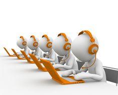 Call Center, Telefone, Serviço, Ajuda, Chamada