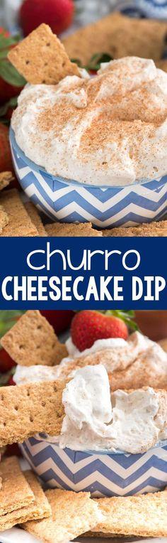 Churro Cheesecake Di