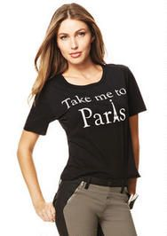 Take Me To Paris Tee