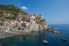Manarola Cinque Terre Fine Art Photography by ImagesByMichaelEvans