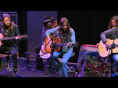 Blackberry Smoke - Everybody Knows She's Mine (Live in the Bing Lounge)