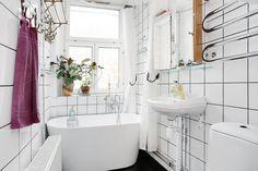 """Casinha colorida: Um loft vintage com um """"q""""cigano na Suécia"""