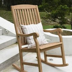 There's a reason why Tectona grandis is the wood of choice for our All-natural Teak Adirondack Chair and the world's most coveted yachts. Handcrafted        from durable teak with watertight mortise and tenon joinery, this durable hardwood performs beautifully in every climate without rotting, splintering,        nor the need for being stored or covered.                            Crafted of first-quality teak                            Sturdy slatted seat and back           ...