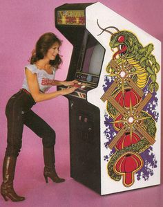 Video Games + 80s = magic