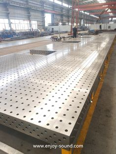 10 sets of welding tables in Oct. Welding Table for sale Batch Production, Mass Production, Welding Table For Sale, Fixture Table, Machinist Tools, Metal Stairs, Metal Shop, Wood Steel, Garage Plans