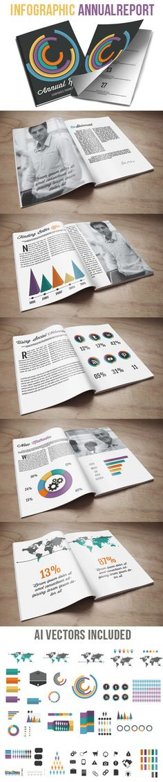 Beautiful modern templates of business brochure design. In this collection we are gathered only high-quality and high functionality corporate brochure design Brochure Design Inspiration, Graphic Design Layouts, Graphic Design Print, Graphic Design Branding, Layout Design, Design Design, Corporate Brochure Design, Business Brochure, Poster Layout