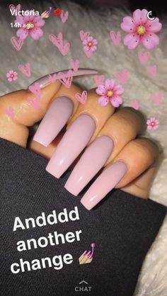 Semi-permanent varnish, false nails, patches: which manicure to choose? - My Nails Perfect Nails, Gorgeous Nails, Pretty Nails, Gel Nails, Nail Polish, Pink Tip Nails, Long Acrylic Nails, Coffin Nails Long, Dope Nails
