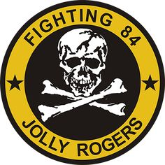VF-84 Jolly Rogers; Fighting 84