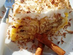 Danna's Blog: Clatite Banatene Romanian Desserts, Food Cakes, Cheesesteak, Crepes, Cake Recipes, Pancakes, French Toast, Good Food, Brunch