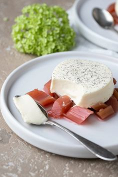 Panna Cotta, Fika, What To Cook, Lchf, Sweet Treats, Cheesecake, Food And Drink, Tart, Sweets
