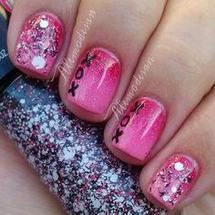 valentine by alemodesan  #nail #nails #nailart