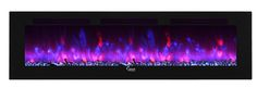 Fuoco Adjustable Electric Fireplace