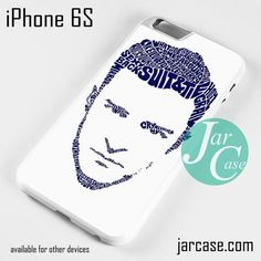 Justin Timberlake Word Art Phone case for iPhone 6/6S/6 Plus/6S plus
