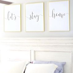 Let S Stay Home By Dear Lily Mae Designs On Etsy 10 Digital Printable You