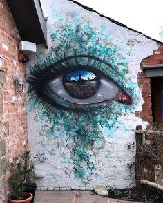 Street art by Mydogsighs