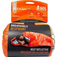 Survive Outdoors Longer Escape Bivvy, Survival Orange