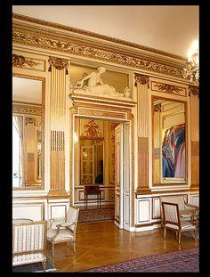 Hôtel de La Trémoille [1912]- Paris XVI