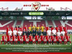 DVTK 2013/2014 European Football, Oriental, Hotels, Soccer, Sports, Prague, Hs Sports, Futbol, European Soccer