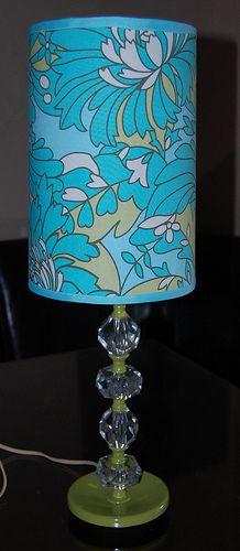 Vintage Lamp redone