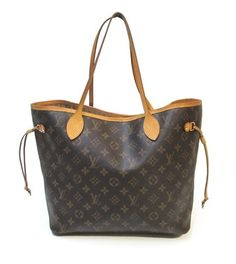 Louis Vuitton Brown Monogram Neverfull Mm Tote Bag. Get one of the hottest styles of the season! The Louis Vuitton Brown Monogram Neverfull Mm Tote Bag is a top 10 member favorite on Tradesy. Save on yours before they're sold out!