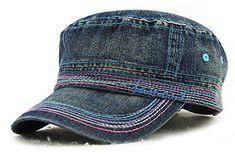 Baumwolle Baseball Cap Basecap - KeepSa Unisex Baseball Kappen Baseball  Mützen für Draussen Sport oder auf Reisen - Reine Farbe … 258d921d99