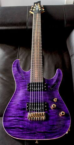 Schecter USA Custom Shop