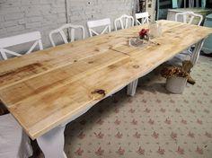 Painted Cottage Handmade Farmhouse Table TBL15