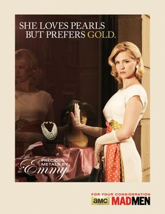 Mad Men Stars Pose for Vintage-Style Product Ads in 'For Your Consideration' Campaign | Adweek