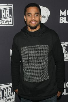 Eye Candy: Over 40 and Finer than Ever! Michael Ealy At 41, Michael Ealy just makes this list. From his caramel skin to his dreamy eyes, fans continue to find a million ways to be mesmerized by this man.