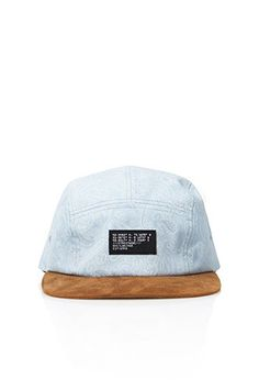 dda773fd424e4 Bandana Print Five-Panel Hat