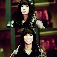 김수현... what a cutie