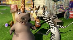 "Movie review: ""Madagascar 3: Europe's Most Wanted"" delights as ..."