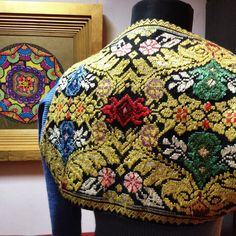 by made of Vera Bradley Backpack, Bespoke, Projects To Try, Embroidery, Handmade, Vintage, Design, Fashion, Taylormade