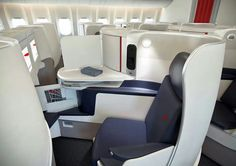 Business Class, Air France