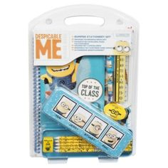 Buy Minions Bumper School Pack from our Art Supplies range - Tesco