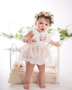 Did someone say it's almost the weekend? This little angel couldn't be any cuter! That expression 😂Thanks for sharing Photo by… First Birthday Outfit Girl, Baby First Birthday, First Birthday Parties, Girl Birthday, First Birthdays, 1st Birthday Cake Smash, Baby Girl Photography, Cake Smash Outfit, Baby Sewing Projects