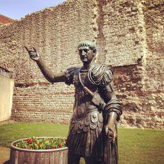 Roman Londinium - London Wall