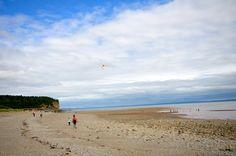 Alma beach,N-B New Brunswick, Canada, Beach, Water, Outdoor, Pageants, Tourism, Gripe Water, Outdoors